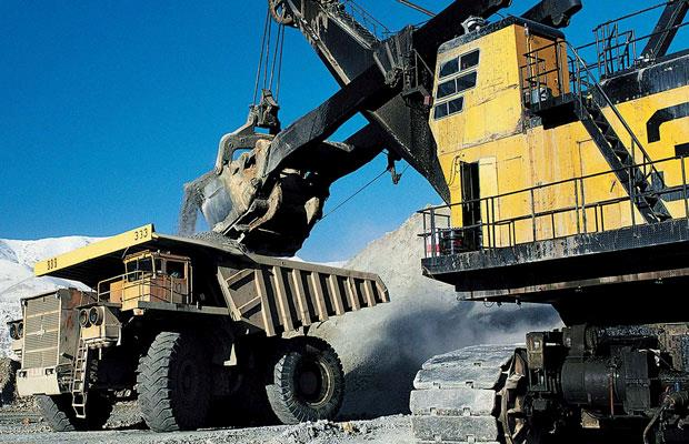 Hydraulic Rams For Tractors : Hydraulic cylinders for mining equipment