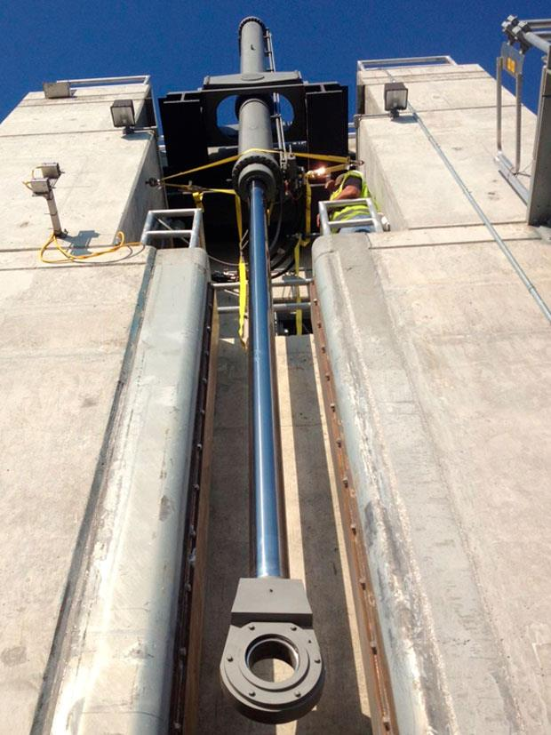 Hydraulic cylinders for civil engineering projects
