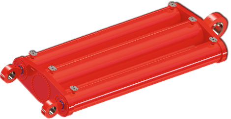 Twin, Triple or Telescopic Hydraulic Cylinder