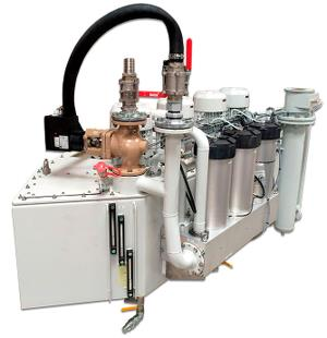Hydraulic Lubrication Systems